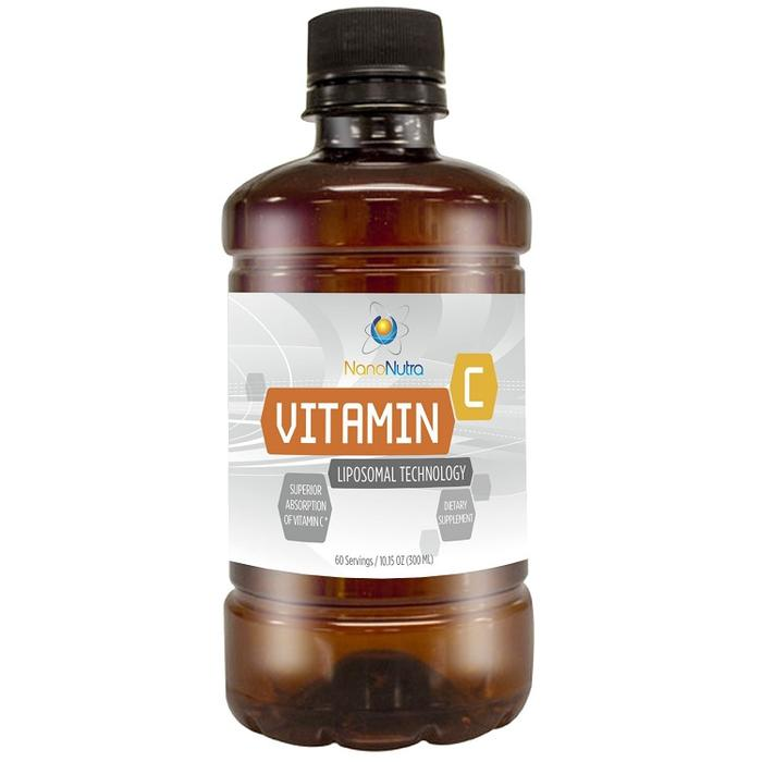 Liposomal Vitamin C + Quercetin, 10-15oz — KoKoRo